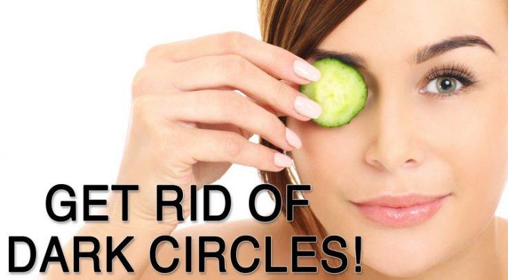 Get Rid Of Dark Circles Under Eyes