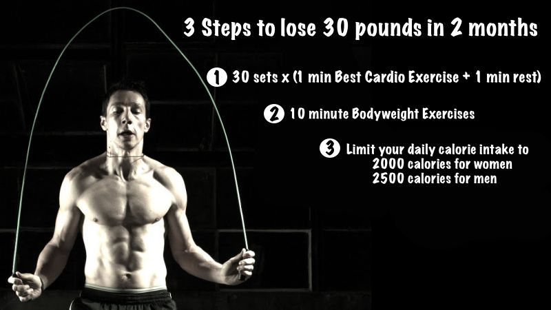 Best Cardio Exercise Challenge