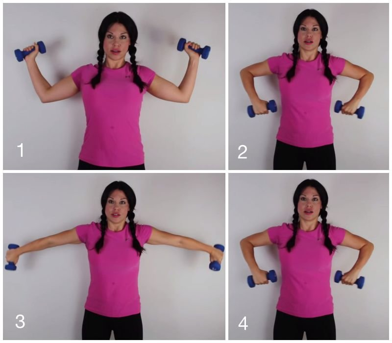 Exercise To Banish Bra Bulge