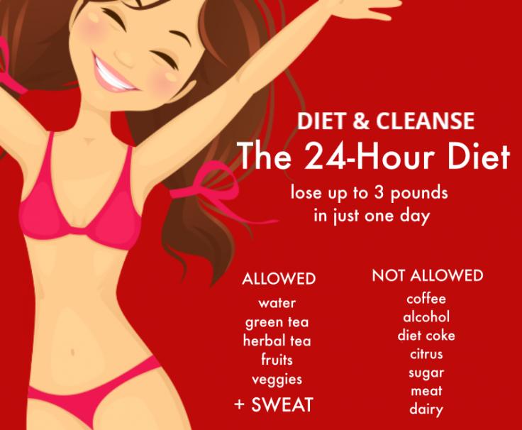 24-Hour Diet