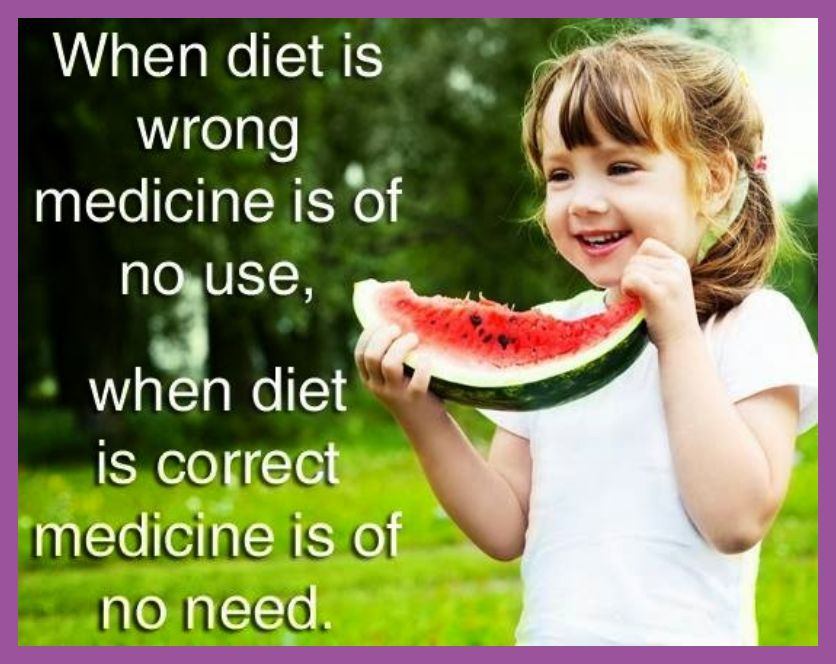 7 Signs of a Wrong Diet