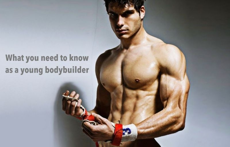 3 Steps For Young Bodybuilders In Order To Be Successful