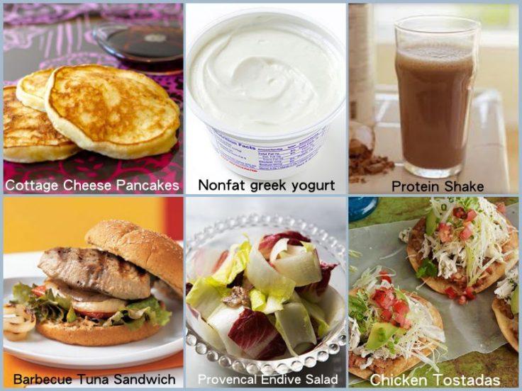 1500-Calorie Meal Plan