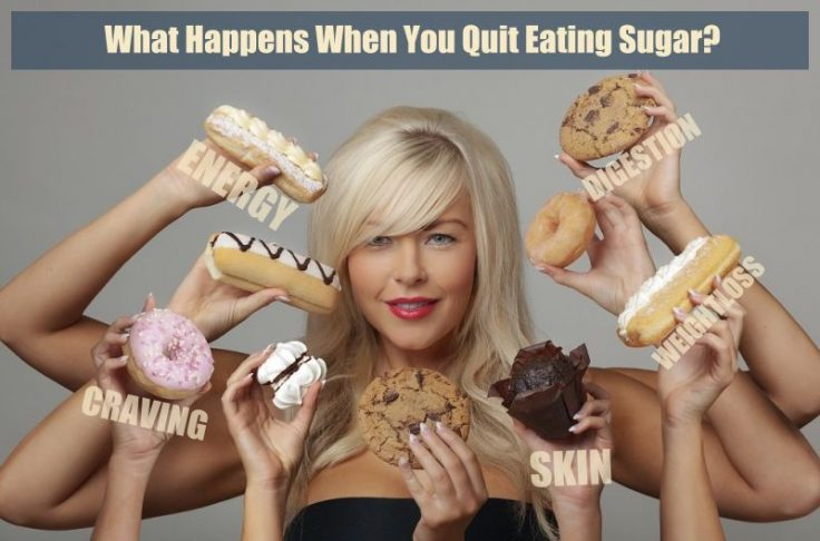 Quit Eating Sugar