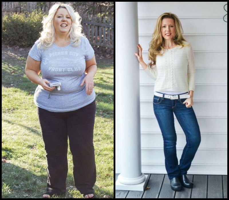 Lose 138 Pounds Like Rebecca Johnson