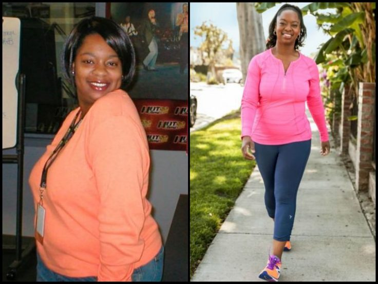 Weight-Loss Transformation Vanessa Herron