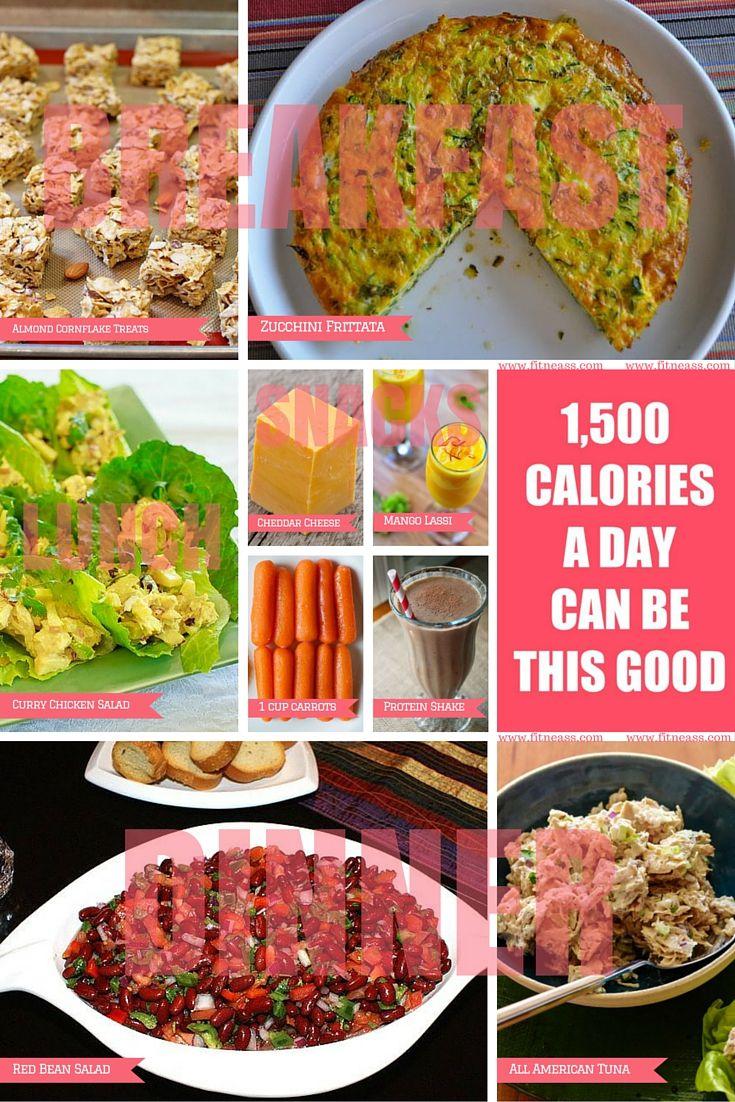 1-Day Safe Meal Plan