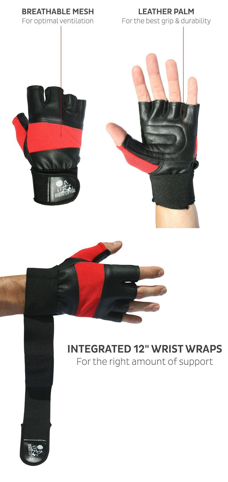 Fitness Gift Ideas - Training Gloves