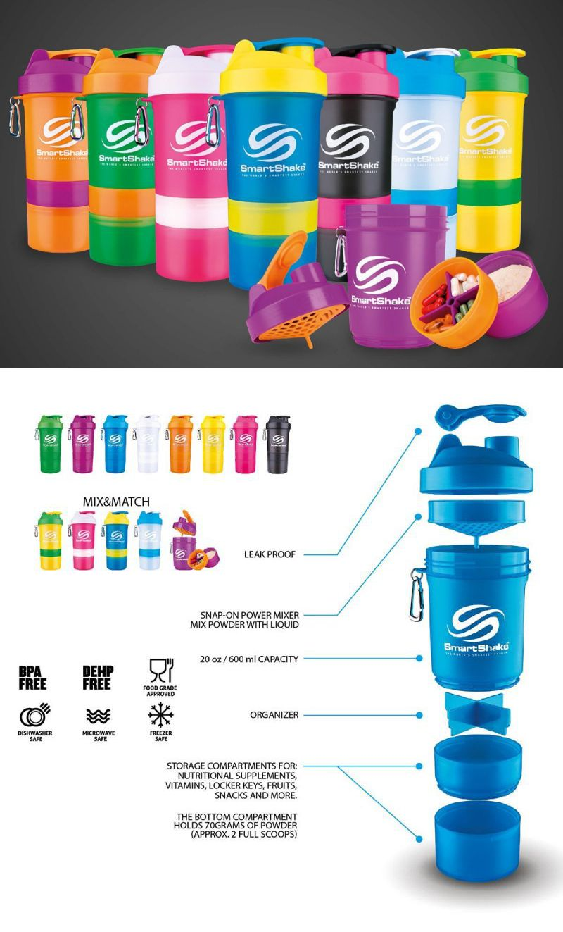 Fitness Gift Ideas SmartShake