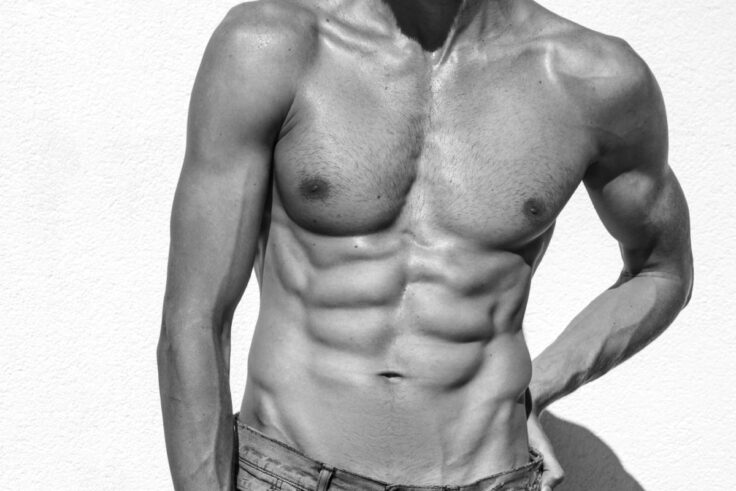The 3 Golden Rules To Getting V Shaped Abs