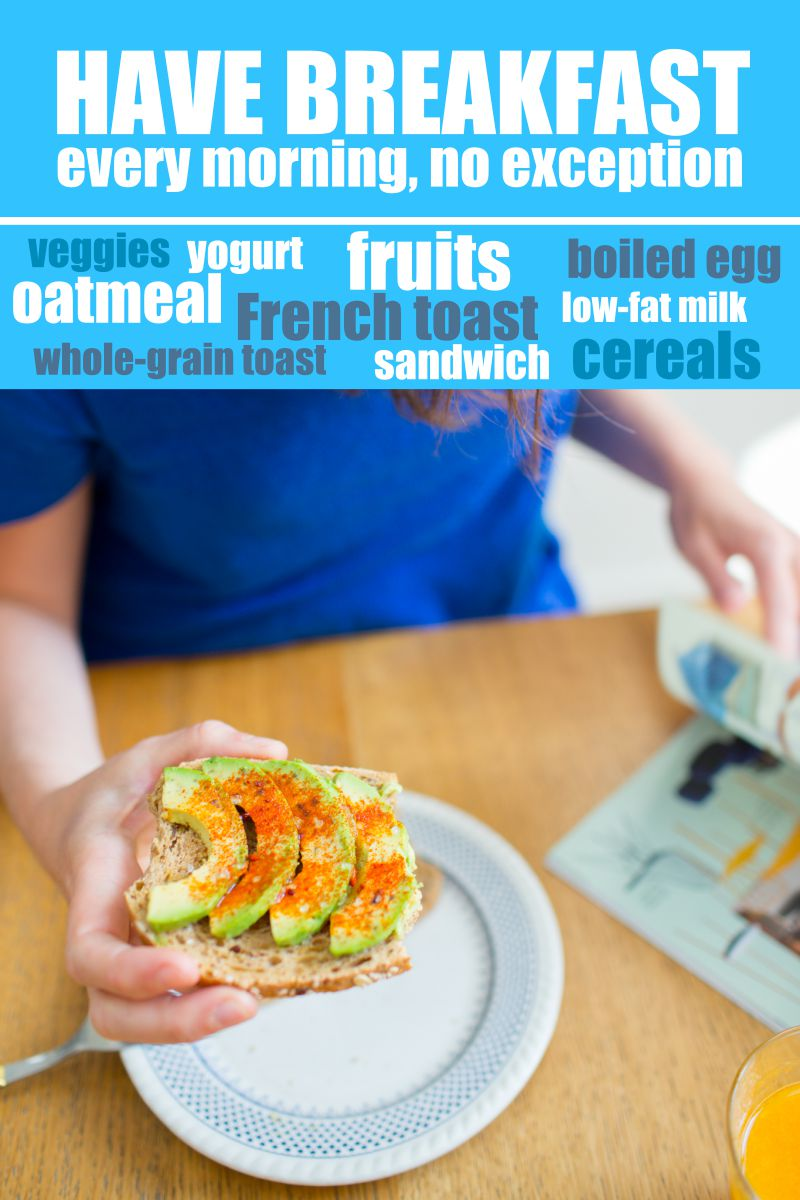 How To Have Breakfast The Healthy Way