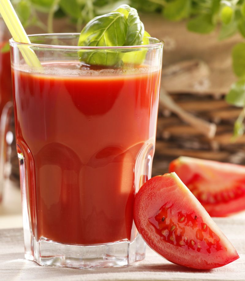 Low Sodium Tomato Juice