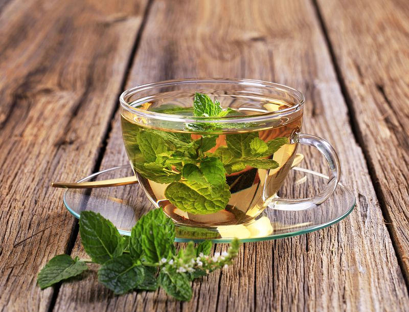 Mint Tea - Nutritional Drinks
