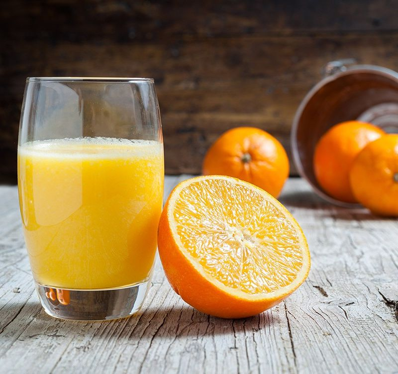 Orange Juice - Nutritional Drinks