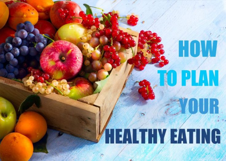 How to plan your healthy eating