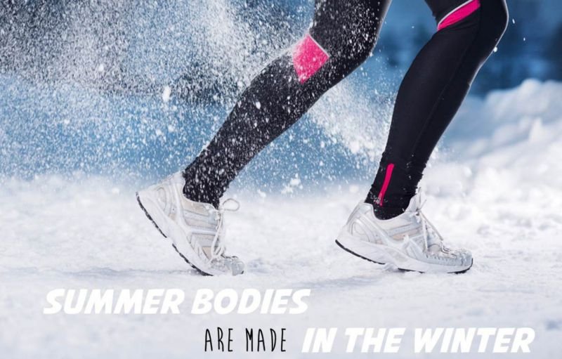 Stay Fit In Winter