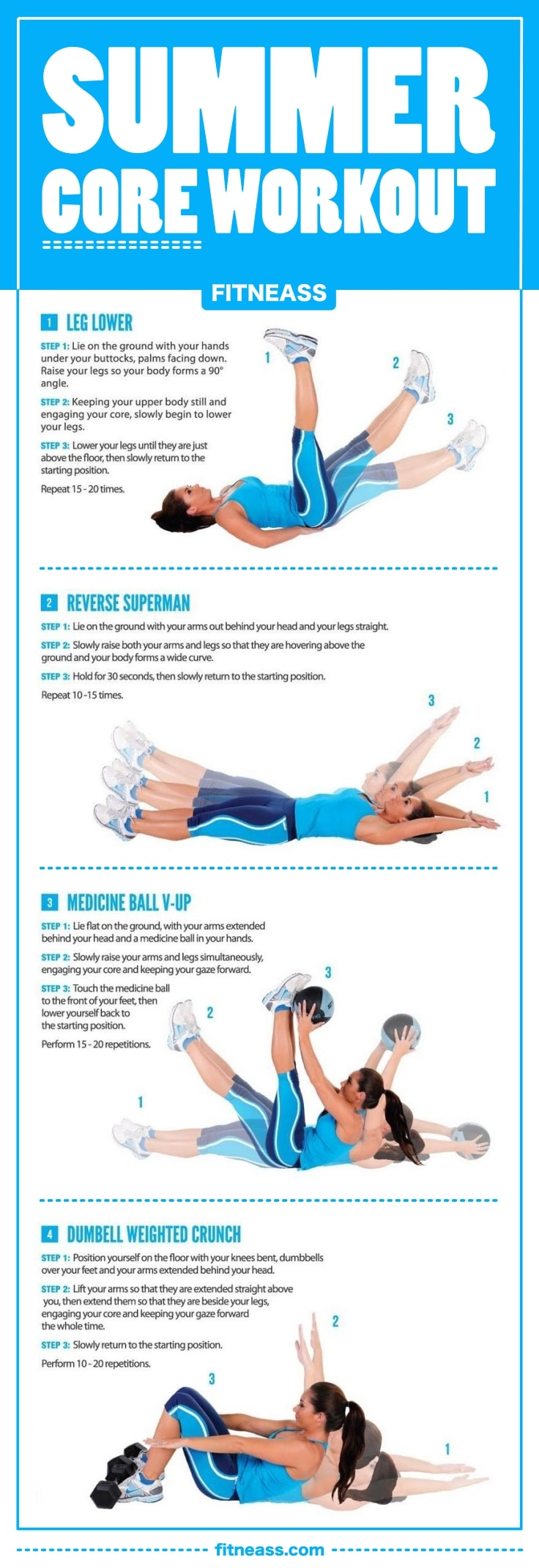 Summer Core Workout