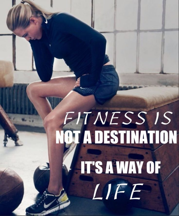 Make Fitness Your Way Of Life