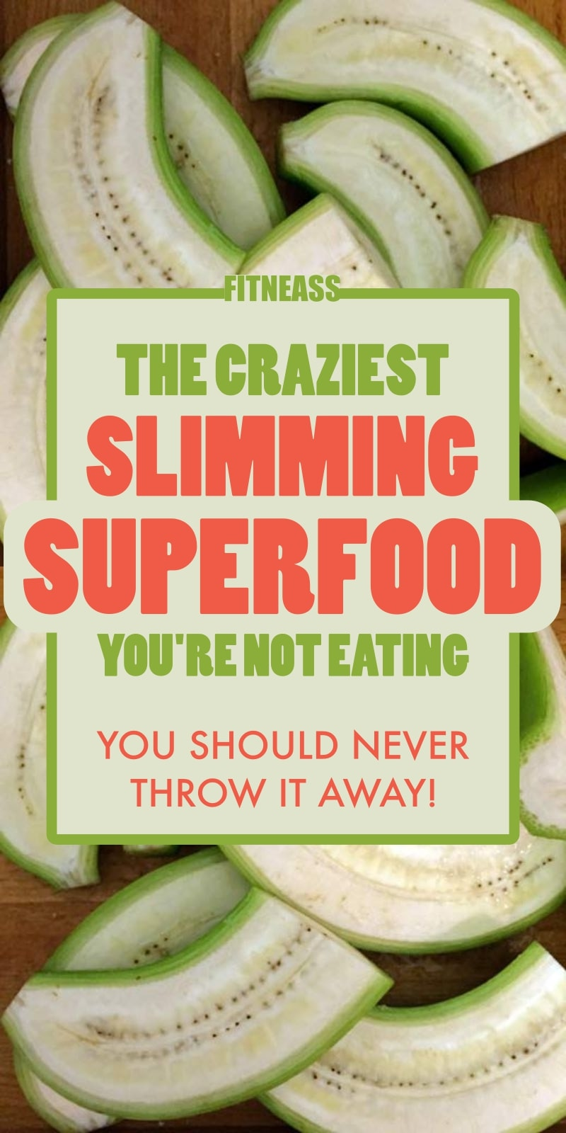 The Craziest Slimming Superfood