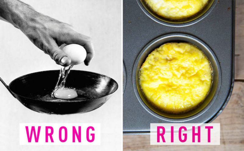 Cook Eggs Every Single Morning