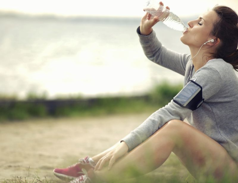 Hydrate Properly for Best Workout Results
