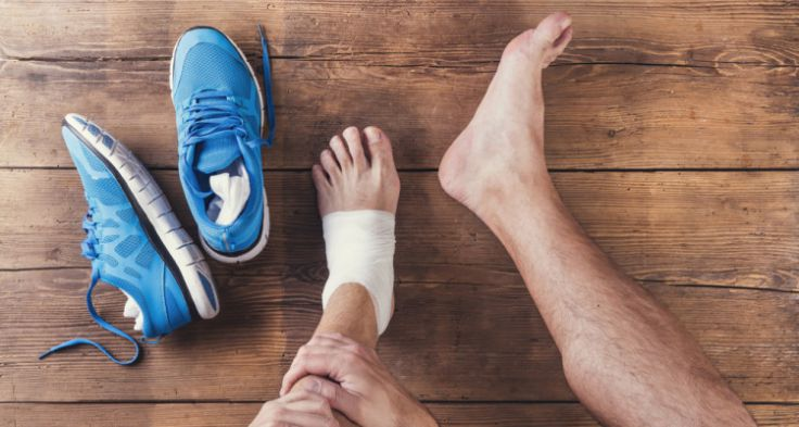An Injury Ruins Fitness Gains