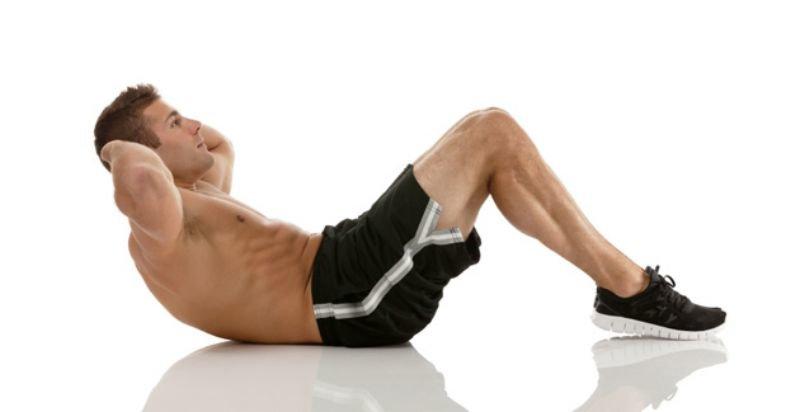 Bodybuylding Myths - Sit ups