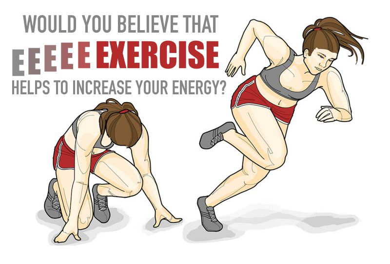 Exercise For Energy