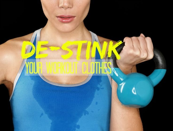 How To Clean Your Dirty Gym Clothes
