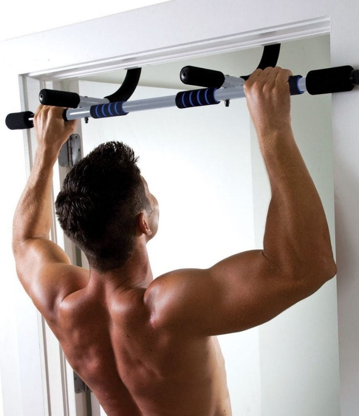 Pull-Up Bar Exercise