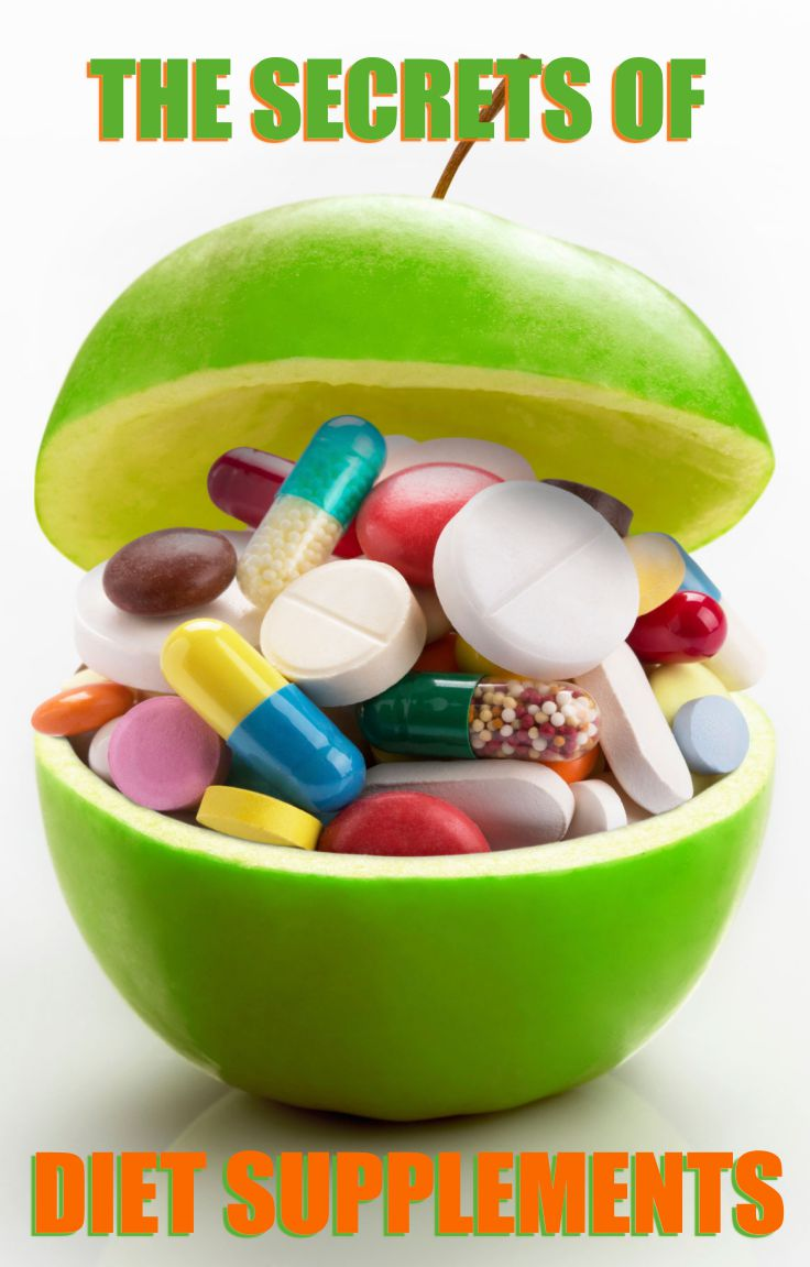 The Secrets Of Diet Supplements