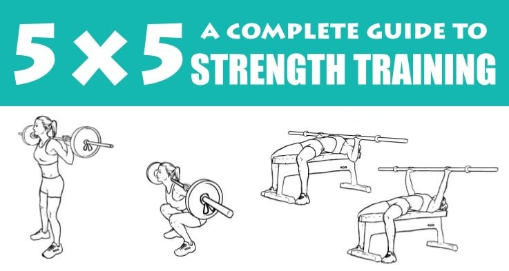 How To Make 5 x 5 Training Work For You