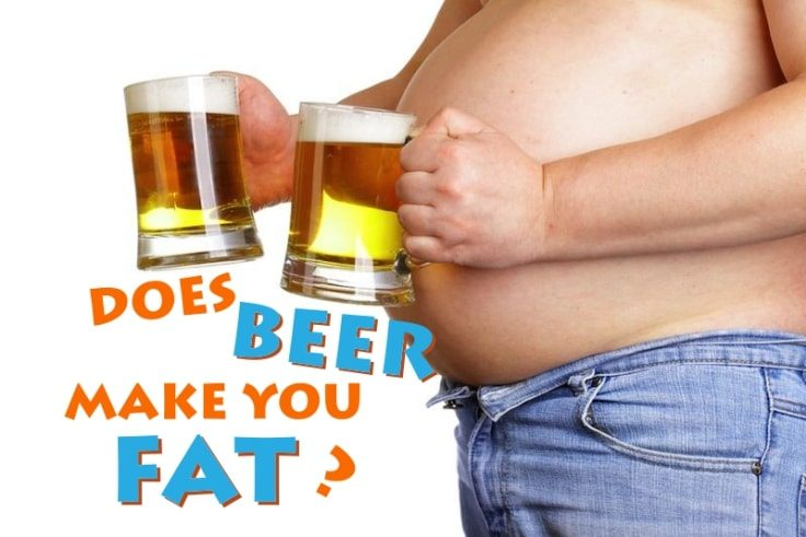 Does Beer Make You Fat