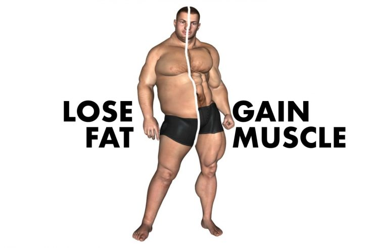 How To Lose Fat And Gain Muscle