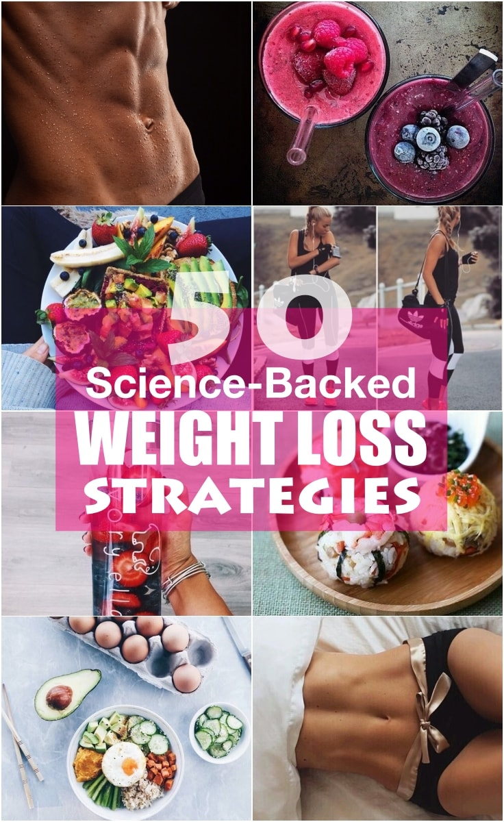 Science-Backed Weight Loss Strategies