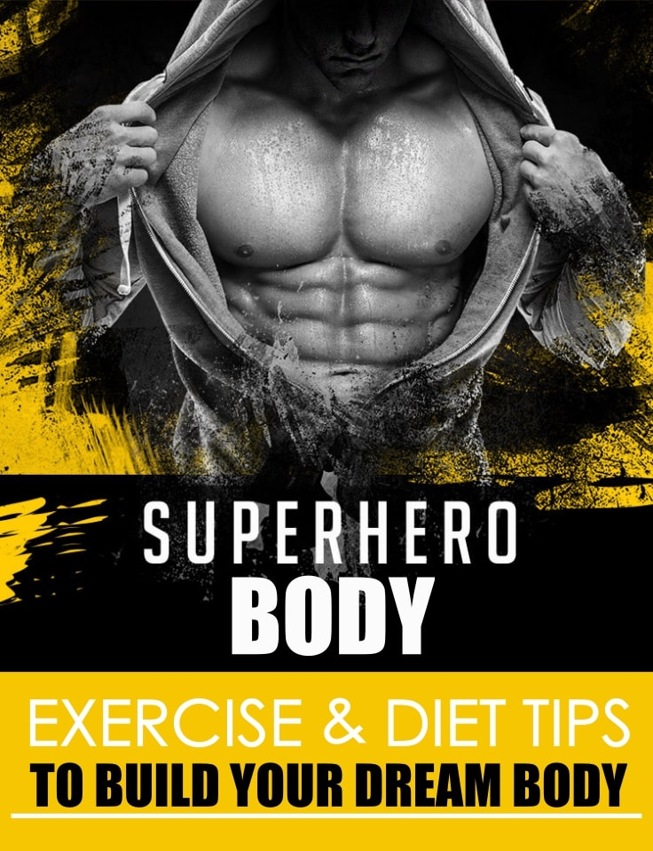 Superhero Body Guide