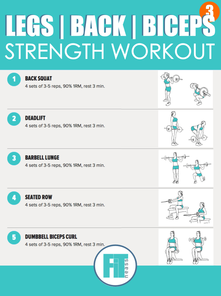 Strength Workout - Day 3