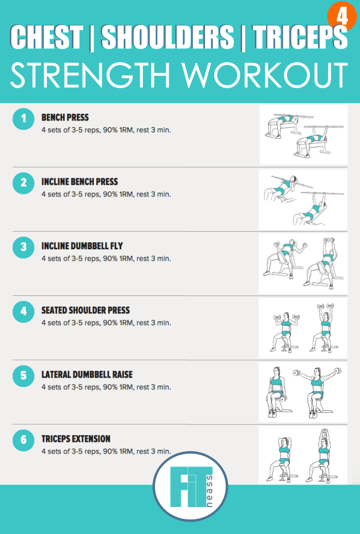 Strength Workout - Day 4