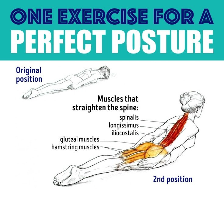 Exercise For Perfect Posture