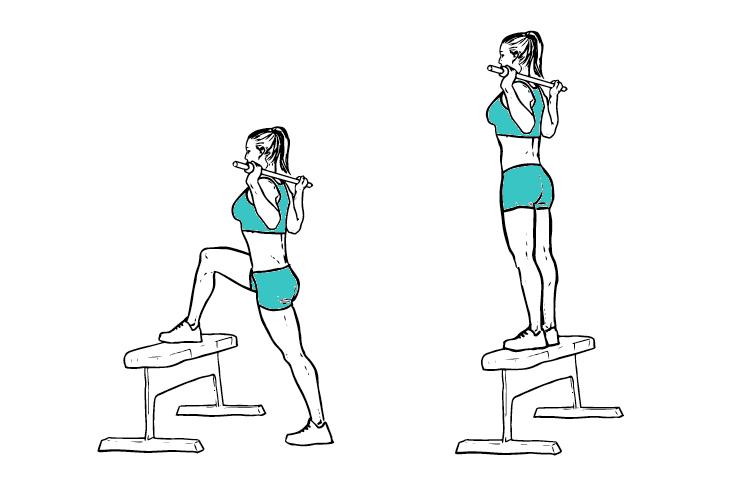 Step-ups
