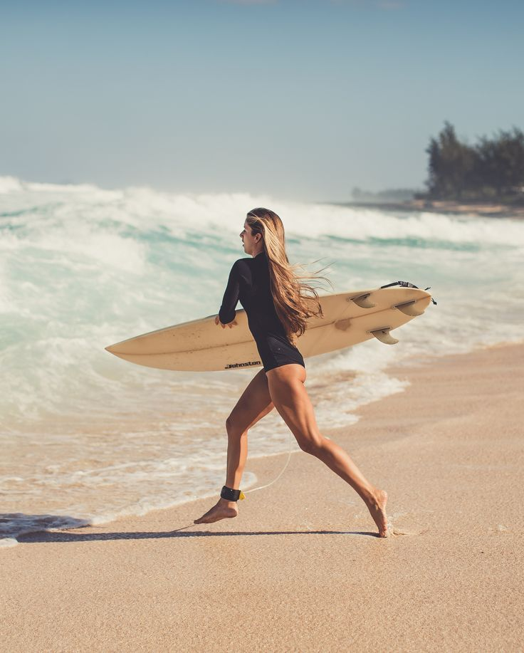 Surf Girl - Water Sports