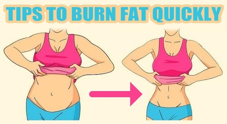 Tips To Burn Fat And Lose Weight