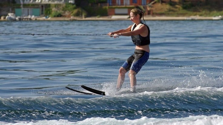 Water Skiing - Water Sports