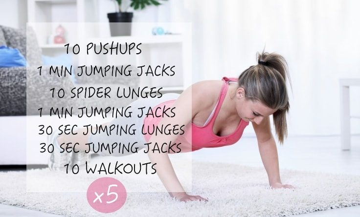 20-Minute Full Body Workout