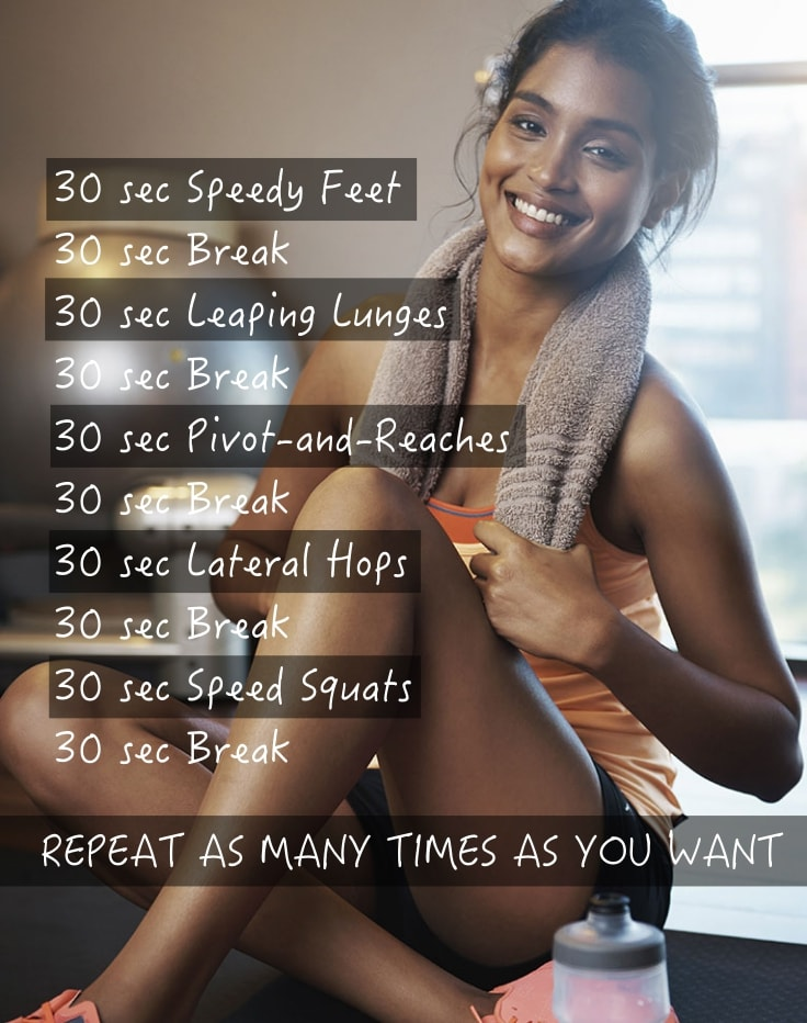 5-Minute Speed Circuit