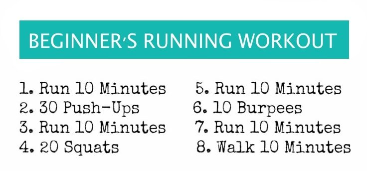 Beginner's Running Workout