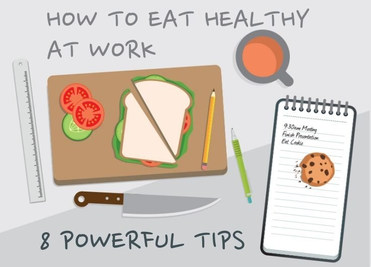 Tips To Make Healthy And Quick Lunches For Work