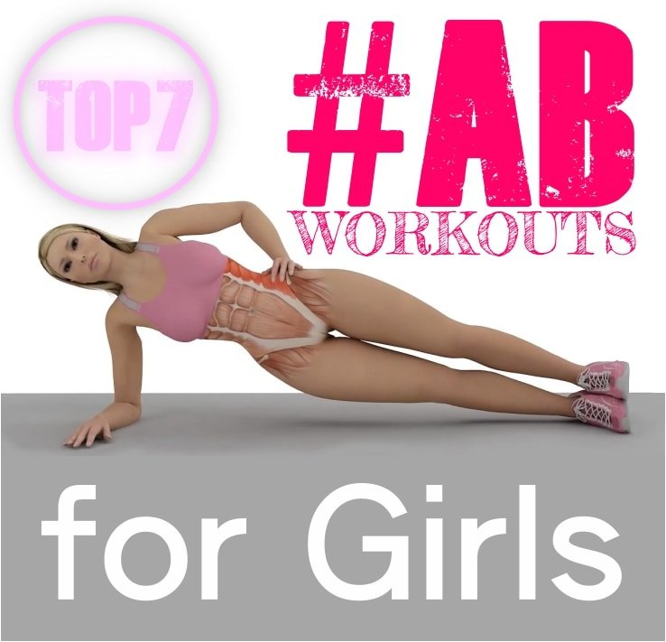 7 Complete Ab Workouts For Girls