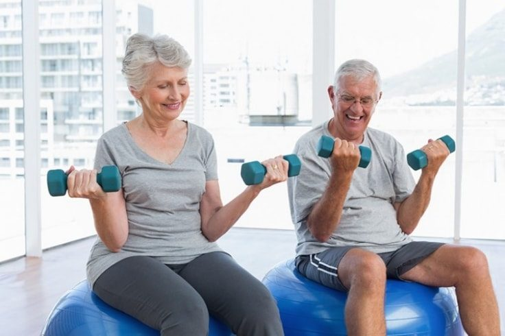 Aging Gracefully With Exercise