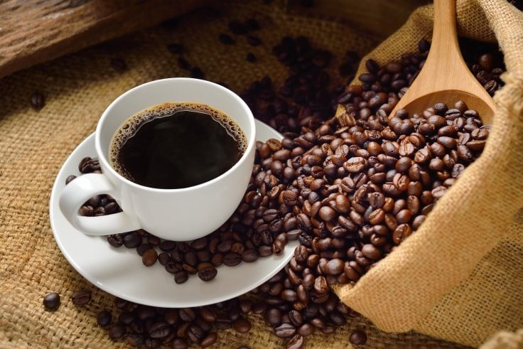 Appetite Suppressant Foods - Coffee